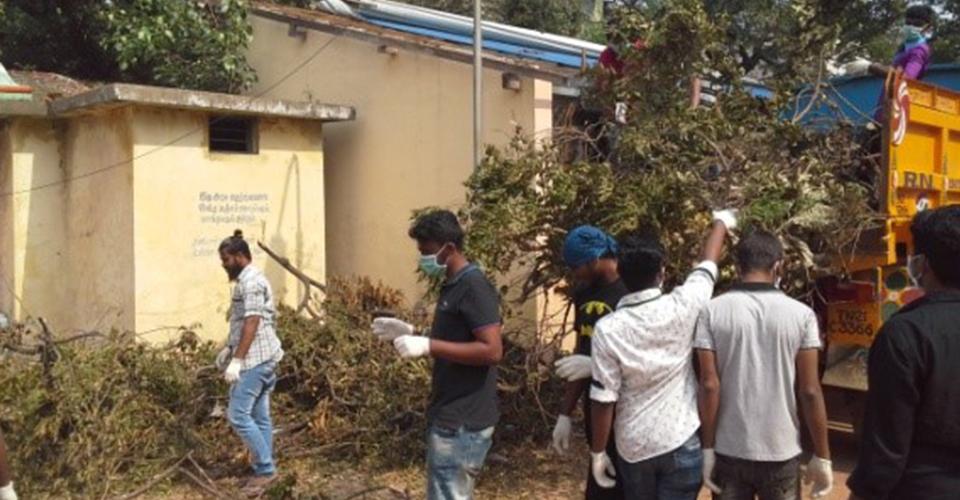 Cyclone Vardah 6