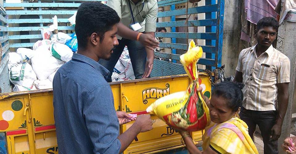 Chennai Floods 8