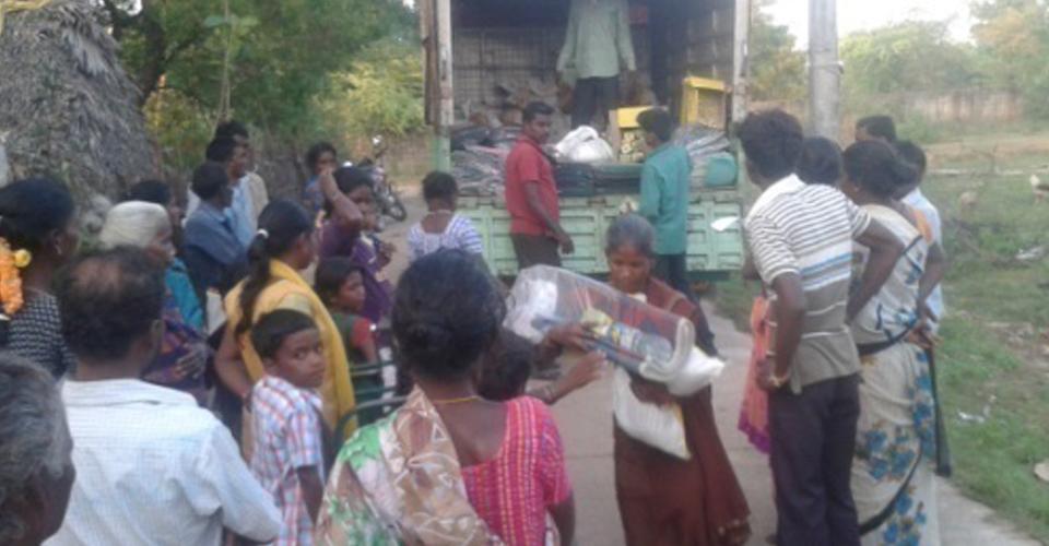 Chennai Floods 9