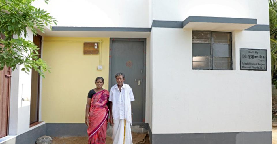 Habitat Restoration House After 1
