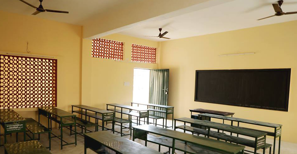 Restoration of Schools 6