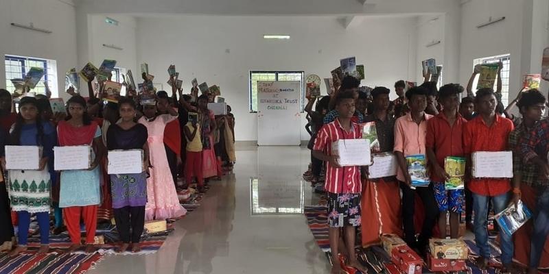 KeralaRainsSchool4