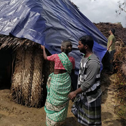 Cyclone Gaja Disaster Relief