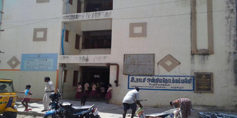 Chennai Floods Perumbakkam 1