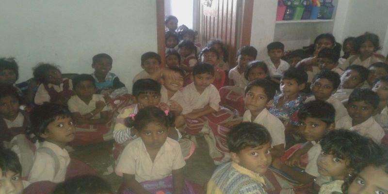 Chennai Floods Perumbakkam 4