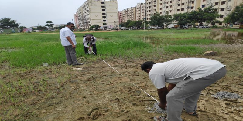 Chennai Floods Perumbakkam 6