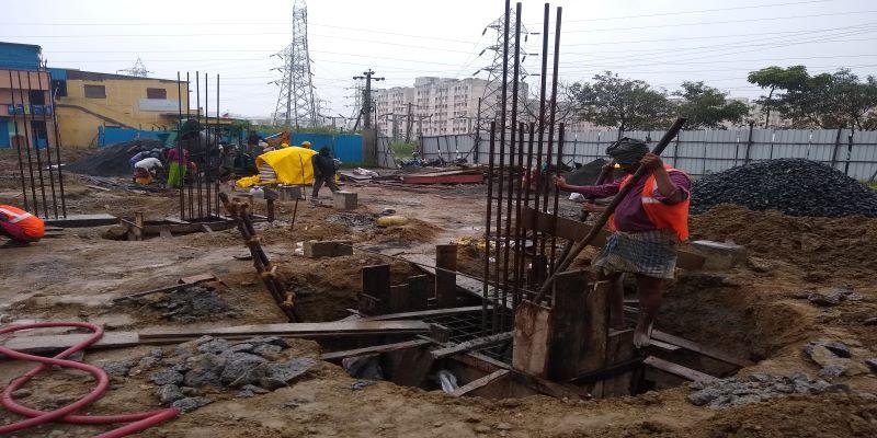 Chennai Floods Perumbakkam 7