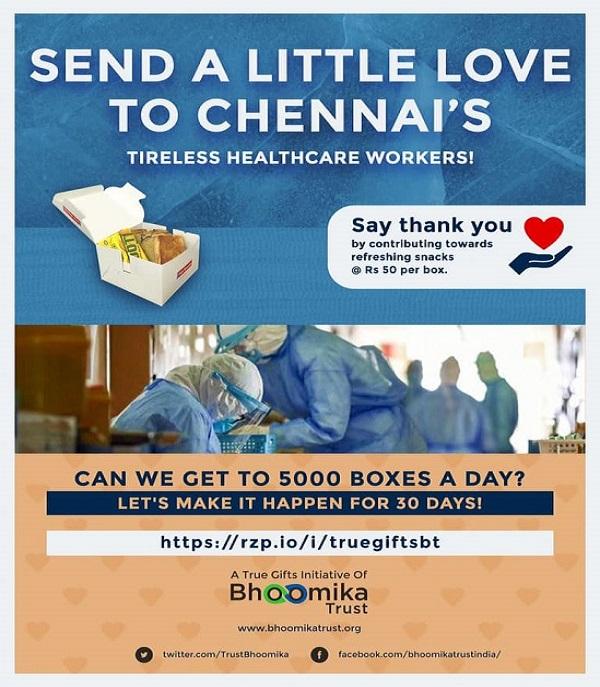 Send your Love Donate